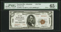 National Bank Notes:Arkansas, Fayetteville, AR - $5 1929 Ty. 2 The First NB Ch. # 7346. ...