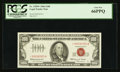 Small Size:Legal Tender Notes, Fr. 1550* $100 1966 Legal Tender Note. PCGS Gem New 66PPQ.. ...