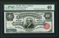 Large Size:Silver Certificates, Fr. 300 $10 1891 Silver Certificate PMG Extremely Fine 40.. ...