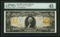 Large Size:Gold Certificates, Fr. 1184 $20 1906 Gold Certificate PMG Choice Extremely Fine 45.. ...