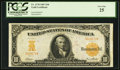 Large Size:Gold Certificates, Fr. 1170 $10 1907 Gold Certificate PCGS Very Fine 25.. ...