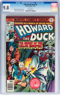 Bronze Age (1970-1979):Humor, Howard the Duck #6 (Marvel, 1976) CGC NM/MT 9.8 White pages....