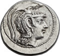 Ancients:Greek, Ancients: ATTICA. Athens. Ca. 165-42 BC. AR tetradrachm (32mm,16.74 gm, 12h). ...