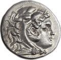 Ancients:Greek, Ancients: MACEDONIAN KINGDOM. Alexander III the Great (336-323BC).  AR tetradrachm (30mm, 16.82 gm, 12h)....