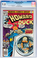 Bronze Age (1970-1979):Cartoon Character, Howard the Duck #21 (Marvel, 1978) CGC NM/MT 9.8 White pages....