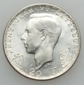 Luxembourg, Luxembourg: Charlotte and Jean Quintet 1929-64,... (Total: 5 coins)
