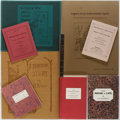 Books:Books about Books, [Toronto Public Library]. Group of Nine. Friends of the Osborne and Lillian H. Smith Collections Toronto Public Library. Rep...