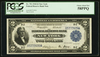 Fr. 751 $2 1918 Federal Reserve Bank Note PCGS Choice About New 58PPQ