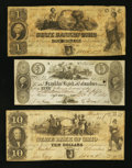 Obsoletes By State:Ohio, Columbus, OH Obsolete Bank Note Group Fine and Better ThreeExamples.. ... (Total: 3 notes)