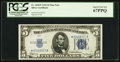 Small Size:Silver Certificates, Fr. 1650* $5 1934 Silver Certificate. PCGS Superb Gem New 67PPQ.. ...