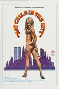 "Movie Posters:Bad Girl, Hot Child in the City & Other Lot (Pegasus Films, 1979). OneSheets (2) (27"" X 41""). Bad Girl.. ... (Total: 2 Items)"