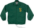 Football Collectibles:Uniforms, Circa 1960's/70's Green Bay Packers Usher's Jacket....