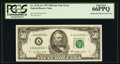 Error Notes:Mismatched Prefix Letters, Fr. 2119-A* $50 1977 Federal Reserve Note. PCGS Gem New 66PPQ.. ...(Total: 2 items)