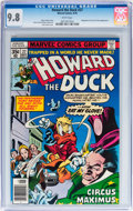 Bronze Age (1970-1979):Cartoon Character, Howard the Duck #27 (Marvel, 1978) CGC NM/MT 9.8 White pages....