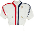 Basketball Collectibles:Uniforms, 1996 and 2000 Sheryl Swoopes Olympic Used Jackets Lot of 3. ...