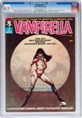 Magazines:Horror, Vampirella #1 (Warren, 1969) CGC VF+ 8.5 Off-white to white pages....