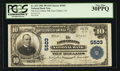 National Bank Notes:Colorado, Fort Collins, CO - $10 1902 Plain Back Fr. 633 The Fort Collins NBCh. # 5503. ...