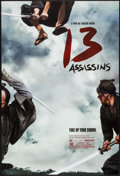 "Movie Posters:Action, 13 Assassins (Magnet Releasing, 2011). One Sheet (27"" X 39.75"") DS. Action.. ..."