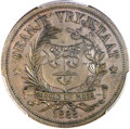 South Africa, South Africa: Orange Free State pattern Penny 1888,...