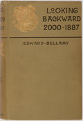 Books:Science Fiction & Fantasy, Edward Bellamy. Looking Backward. First edition, first printing with the Arakelyan imprint to verso of title pag...