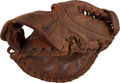 "Baseball Collectibles:Others, Circa 1961 Bill ""Moose"" Skowron Game Used Fielder's Glove...."