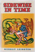 Books:First Editions, Murray Leinster. Sidewise in Time and Other ScientificAdventures. Chicago: Shasta Publishers, 1950. First edition,...
