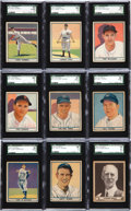 Baseball Cards:Lots, 1940 and 1941 Play Ball Collection (117) With 1941 Near Set. ...