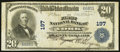 National Bank Notes:Pennsylvania, York, PA - $20 1902 Plain Back Fr. 650 The First NB Ch. # 197. ...