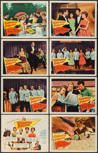 """Senior Prom (Columbia, 1958). Lobby Card Set of 8 (11"""" X 14""""). Musical. ... (Total: 8 Items)"""