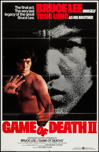 "Game of Death II (Paragon Films Limited, 1981). One Sheet (26"" X 39.5""). Action"