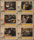 "Movie Posters:Crime, Loose Ends (British International Pictures, 1930). Lobby Cards (6)(11"" X 14""). Crime.. ... (Total: 6 Items)"