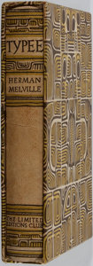 Books:Fine Bindings & Library Sets, Herman Melville. Miguel Covarrubias. Illustrator. LIMITED. Typee. New York: The Limited Editions Club, 1935. Publish...