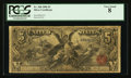 Fr. 268 $5 1896 Silver Certificate PCGS Very Good 8