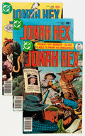 Bronze Age (1970-1979):Western, Jonah Hex Group - Savannah pedigree (DC, 1977-79) Condition: Average NM-.... (Total: 10 Comic Books)
