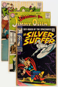 Silver Age (1956-1969):Miscellaneous, Comic Books - Assorted Silver and Bronze Age Comics Group -Savannah pedigree (Various Publishers, 1956-73) Condition: PR....(Total: 35 Comic Books)