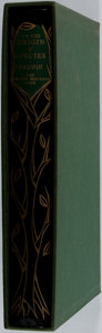 Books:Science & Technology, [Limited Editions Club]. Charles Darwin. Paul Landacre.Illustrator. LIMITED. On the Origin of Species. LimitedEdit...