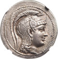 Ancients:Greek, Ancients: ATTICA. Athens. Ca. 165-42 BC. AR tetradrachm (31mm,16.81 gm, 12h)....