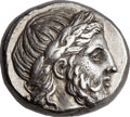 Ancients:Greek, Ancients: MACEDONIAN KINGDOM. Philip II (359-336 BC). ARtetradrachm (24mm, 14.34 gm, 2h)....