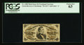 Fractional Currency:Third Issue, Fr. 1298 25¢ Third Issue PCGS Choice New 63.. ...
