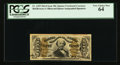 Fractional Currency:Third Issue, Fr. 1329 50¢ Third Issue Spinner PCGS Very Choice New 64.. ...