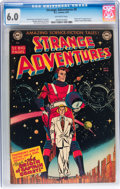 Golden Age (1938-1955):Science Fiction, Strange Adventures #9 (DC, 1951) CGC FN 6.0 Off-white pages....