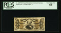 Fractional Currency:Third Issue, Fr. 1326 50¢ Third Issue Spinner PCGS Very Choice New 64.. ...