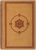 Books:First Editions, H.G. Wells. Tales of Space and Time. Harper & Brothers,1900. First edition, first printing. Contemporary binding. F...