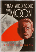 Books:First Editions, Robert A. Heinlein. The Man Who Sold the Moon. Chicago:Shasta Publishers, 1950. First edition, first printing. Publ...