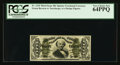 Fractional Currency:Third Issue, Fr. 1335 50¢ Third Issue Spinner PCGS Very Choice New 64PPQ.. ...