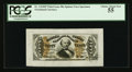 Fractional Currency:Third Issue, Fr. 1324SP 50¢ Third Issue Spinner PCGS Choice About New 55.. ...