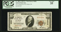 National Bank Notes:South Dakota, Sturgis, SD - $10 1929 Ty. 1 The Commercial NB Ch. # 6990. ...