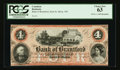 Canadian Currency: , Sault St. Marie, ON- The Bank of Brantford $4 Nov. 1, 1859 Ch #40-12-06R. ...