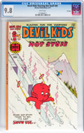 Bronze Age (1970-1979):Cartoon Character, Devil Kids Starring Hot Stuff #81 File Copy (Harvey, 1977) CGCNM/MT 9.8 White pages....