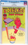 Bronze Age (1970-1979):Cartoon Character, Devil Kids Starring Hot Stuff #84 File Copy (Harvey, 1977) CGC NM+9.6 White pages....